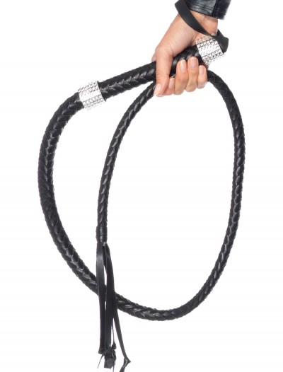 Faux Leather Whip, halloween costume (Faux Leather Whip)