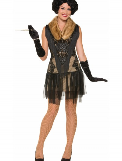 Faux Mink Wrap, halloween costume (Faux Mink Wrap)