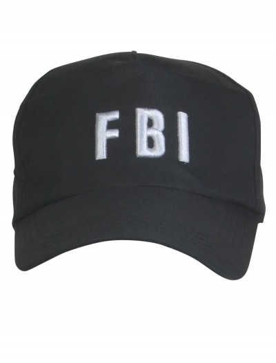 FBI Hat, halloween costume (FBI Hat)