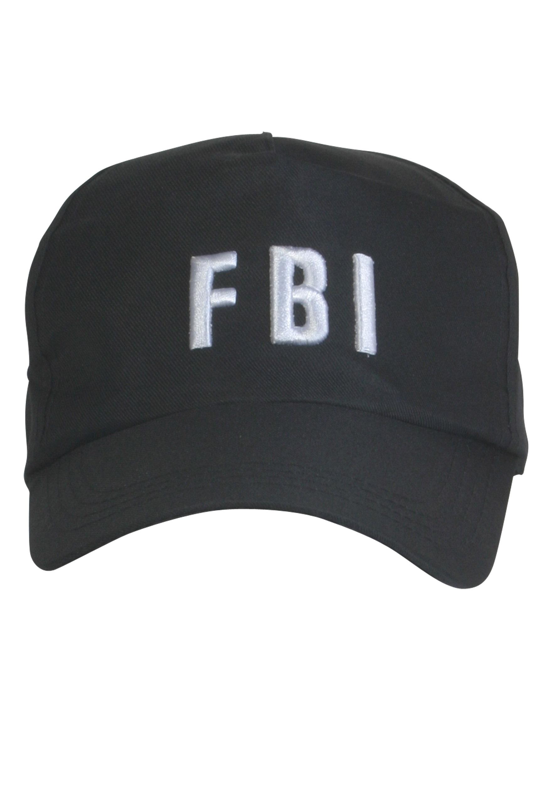 FBI Hat - Halloween Costumes 92e9fc4bacc