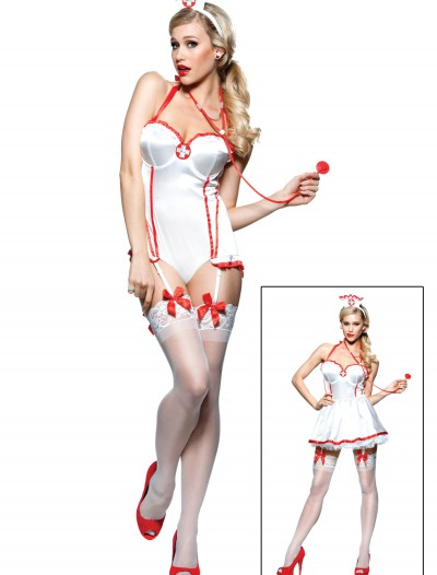 Feel Good Nurse Costume, halloween costume (Feel Good Nurse Costume)