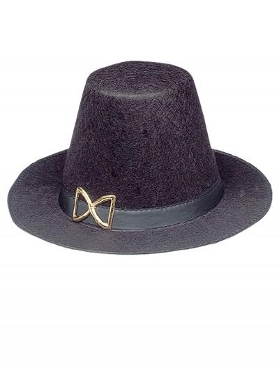 Felt Pilgrim Hat, halloween costume (Felt Pilgrim Hat)