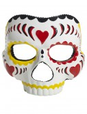 Female Day of the Dead Mask, halloween costume (Female Day of the Dead Mask)