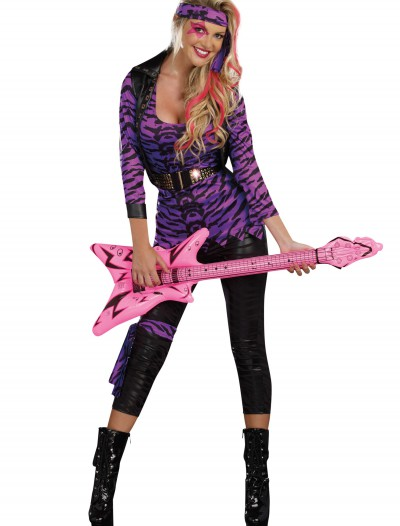Female Rockstar Costume, halloween costume (Female Rockstar Costume)