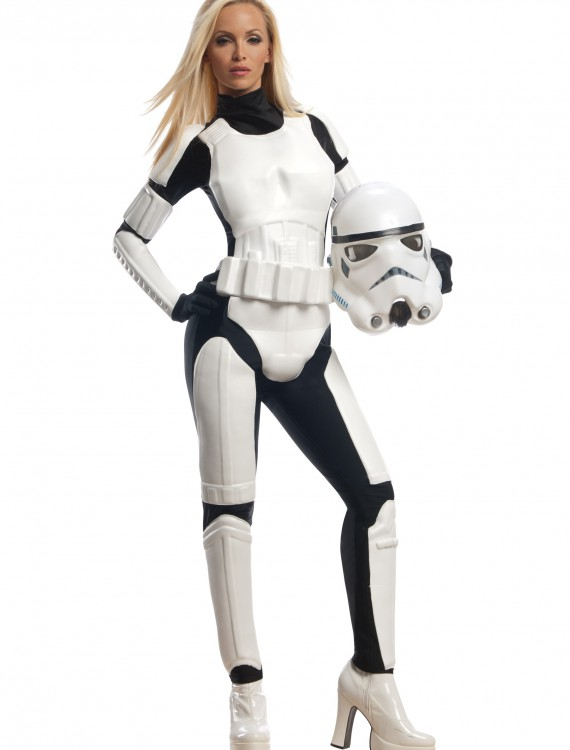 Female Stormtrooper Costume, halloween costume (Female Stormtrooper Costume)