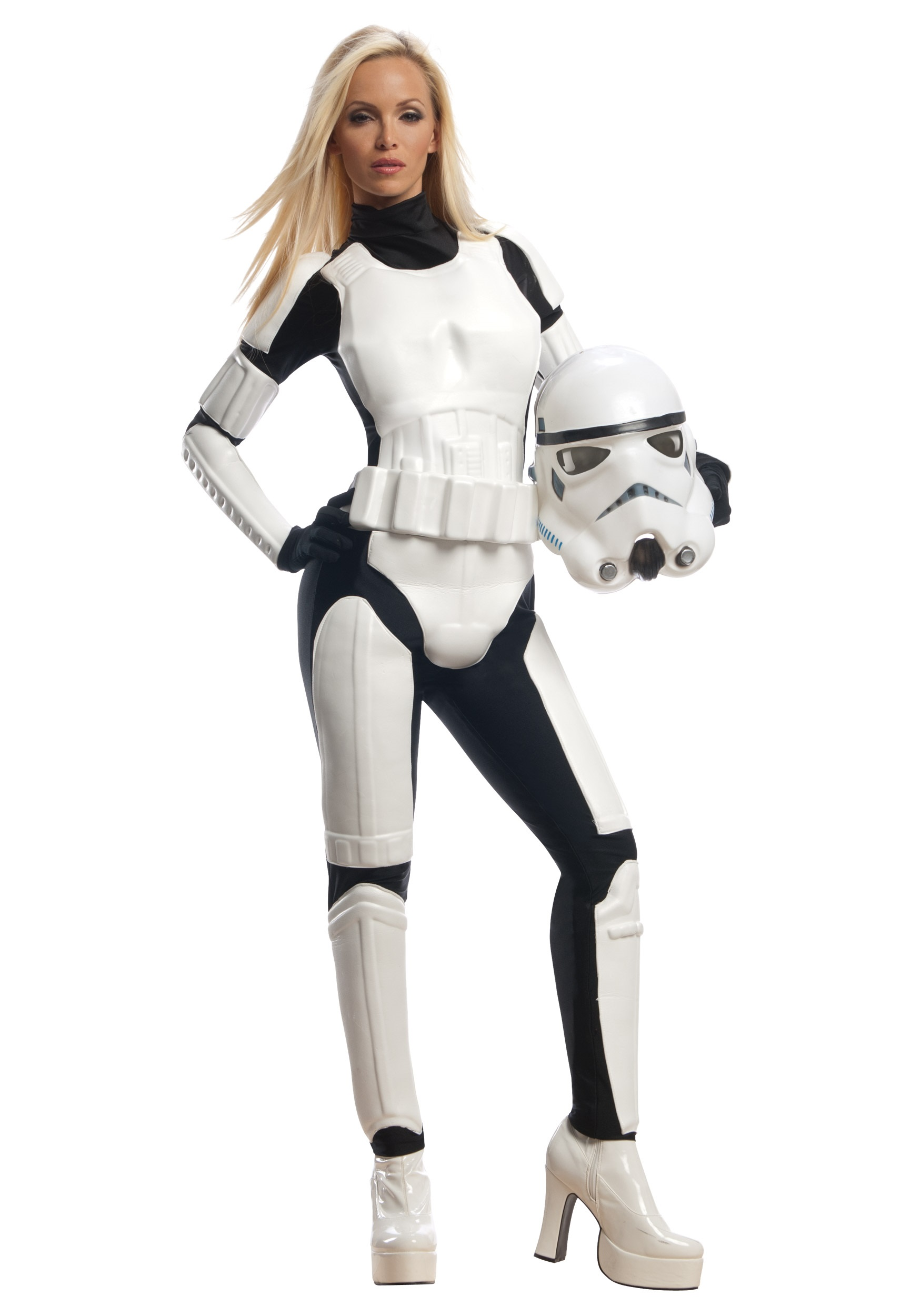 Female Stormtrooper Costume  sc 1 st  Halloween Costumes : womens yoda costume  - Germanpascual.Com