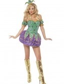 Fever Harlequin Shine Costume, halloween costume (Fever Harlequin Shine Costume)