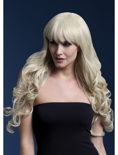 Styleable Fever Isabelle Blonde Wig, halloween costume (Styleable Fever Isabelle Blonde Wig)