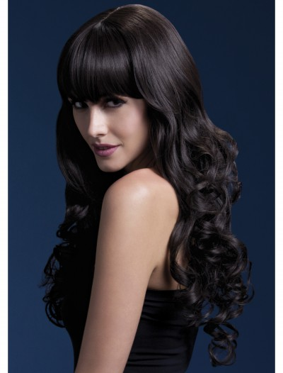 Styleable Fever Isabelle Brown Wig, halloween costume (Styleable Fever Isabelle Brown Wig)