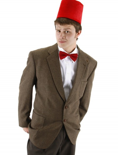 Fez and Bow Tie Kit, halloween costume (Fez and Bow Tie Kit)