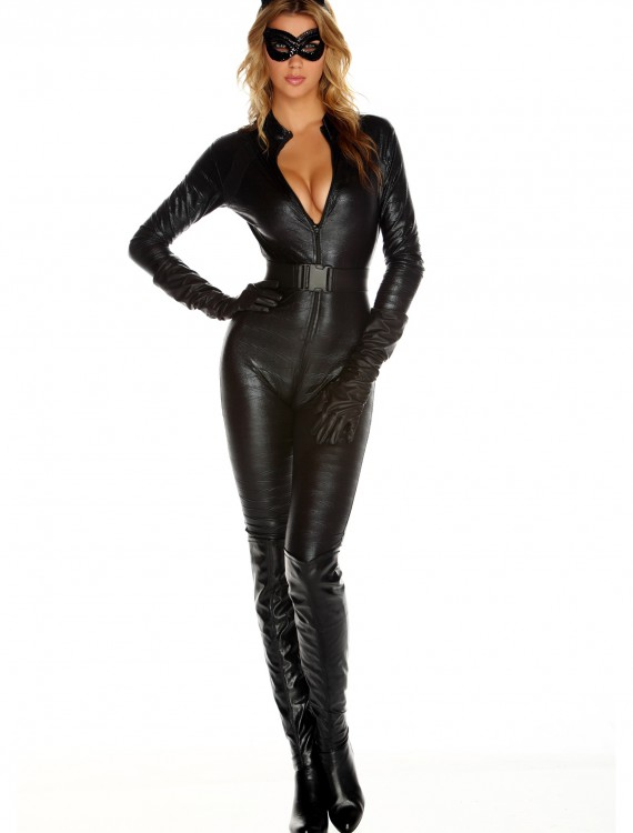 Fierce Feline Costume, halloween costume (Fierce Feline Costume)