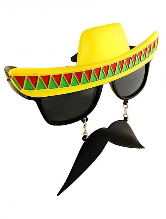 Fiesta Sunglasses, halloween costume (Fiesta Sunglasses)