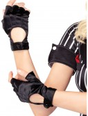 Fingerless Motorcycle Gloves, halloween costume (Fingerless Motorcycle Gloves)
