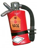Fire Extinguisher Purse, halloween costume (Fire Extinguisher Purse)