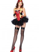 Fire House Hottie Costume, halloween costume (Fire House Hottie Costume)