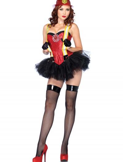 Fire House Hottie Costume, halloween costume (Fire House Hottie Costume)