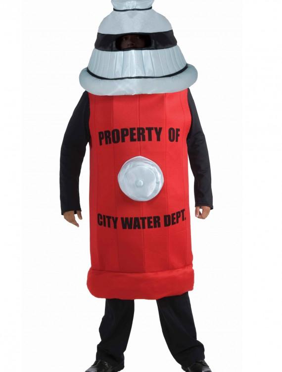 Fire Hydrant Costume, halloween costume (Fire Hydrant Costume)