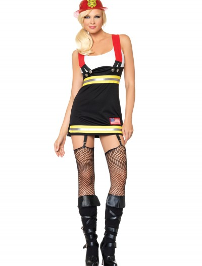 Firefighter Babe Costume, halloween costume (Firefighter Babe Costume)