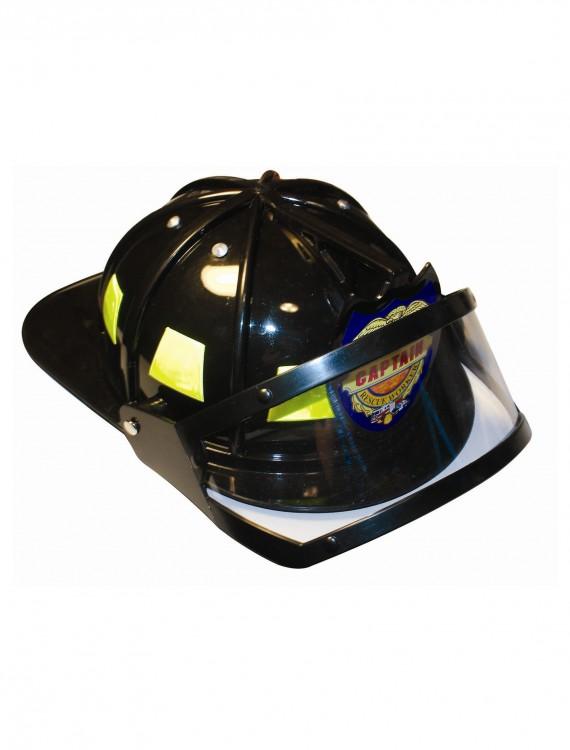 Firefighter Helmet w/Visor, halloween costume (Firefighter Helmet w/Visor)