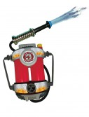 Firefighter Hose Backpack, halloween costume (Firefighter Hose Backpack)