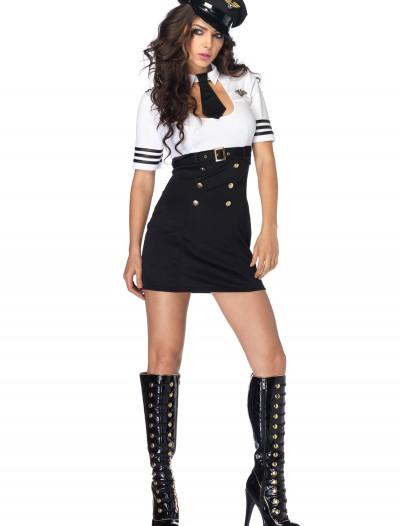 First Class Pilot Captain Costume, halloween costume (First Class Pilot Captain Costume)