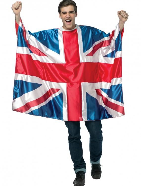 Flag Tunic UK, halloween costume (Flag Tunic UK)