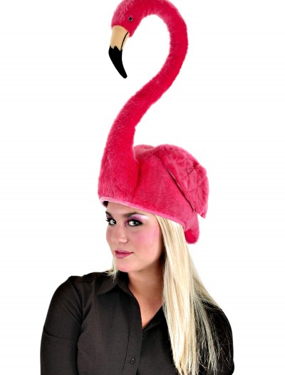 Flamingo Hat, halloween costume (Flamingo Hat)