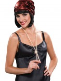 Flapper Cloche Hat, halloween costume (Flapper Cloche Hat)