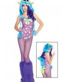 Flirty Gerty Monster Costume, halloween costume (Flirty Gerty Monster Costume)