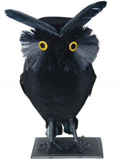 Flocked Owl, halloween costume (Flocked Owl)