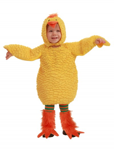 Fluff the Baby Duck Costume, halloween costume (Fluff the Baby Duck Costume)