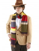 Fourth Doctor Who Short Scarf, halloween costume (Fourth Doctor Who Short Scarf)