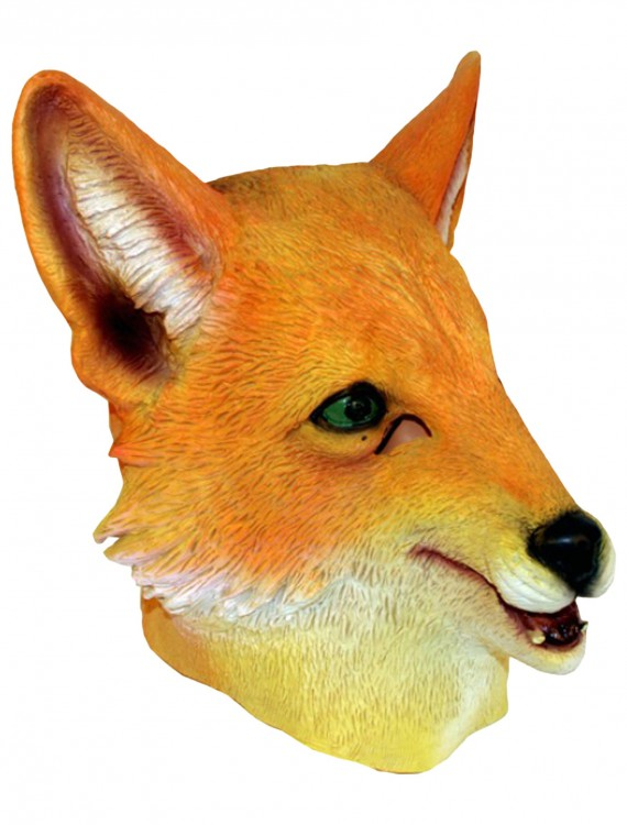 Fox Mask, halloween costume (Fox Mask)