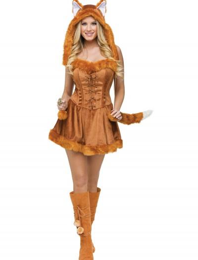 Foxy Lady Adult Costume, halloween costume (Foxy Lady Adult Costume)