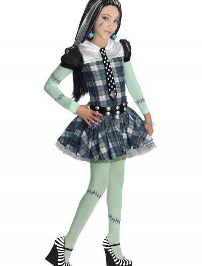 Frankie Stein Costume, halloween costume (Frankie Stein Costume)