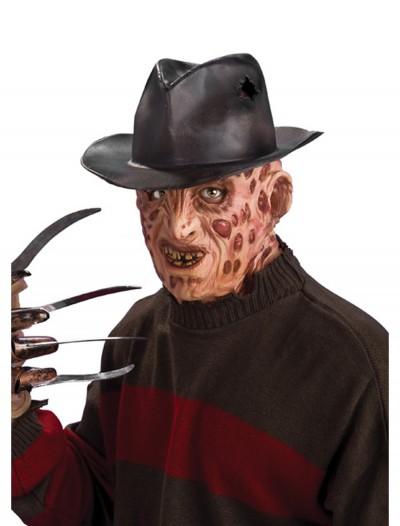 Freddy Krueger Fedora Hat, halloween costume (Freddy Krueger Fedora Hat)