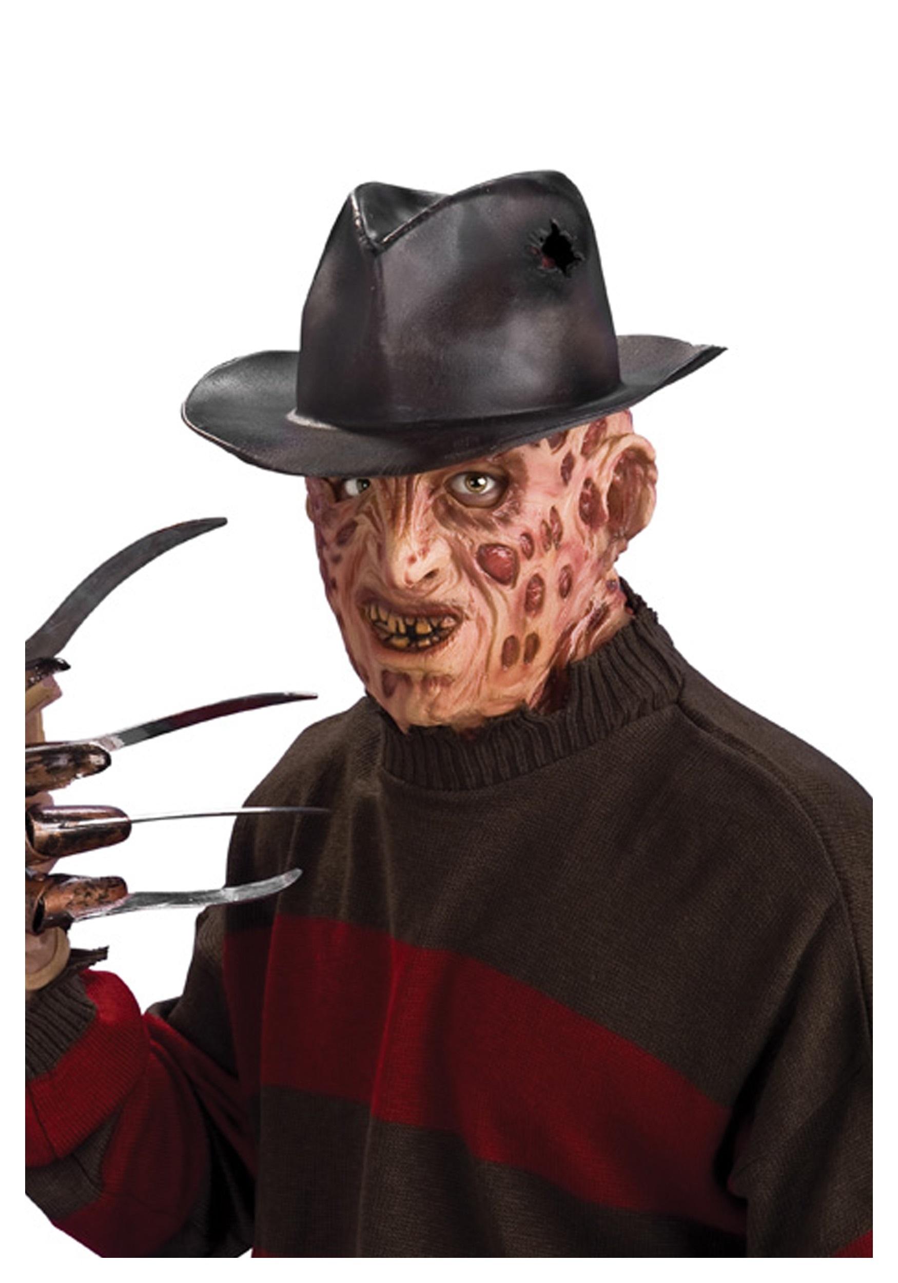 freddy krueger fedora hat - halloween costumes