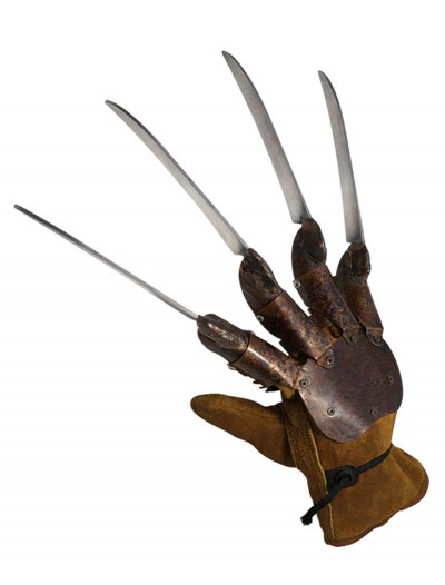 Freddy Krueger Glove, halloween costume (Freddy Krueger Glove)