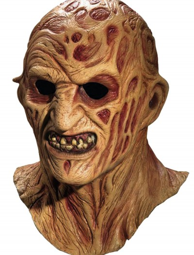 Freddy Krueger Latex Mask, halloween costume (Freddy Krueger Latex Mask)