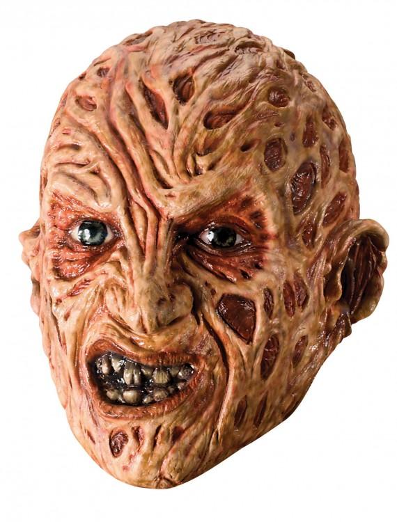 Freddy Krueger Vinyl Mask, halloween costume (Freddy Krueger Vinyl Mask)