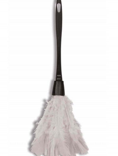 French Maid Feather Duster, halloween costume (French Maid Feather Duster)