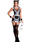 French Maid Uniform Costume, halloween costume (French Maid Uniform Costume)