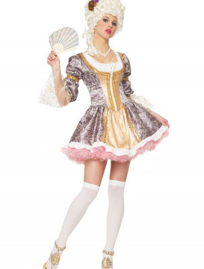 French Queen Costume, halloween costume (French Queen Costume)