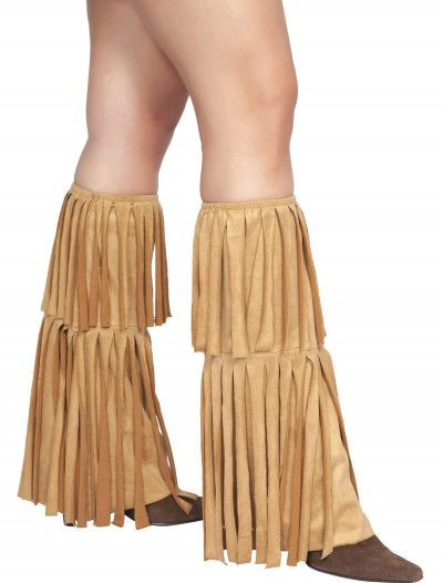 Fringed Leg Warmers, halloween costume (Fringed Leg Warmers)