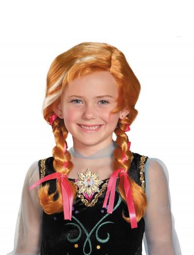 Frozen Anna Child Wig, halloween costume (Frozen Anna Child Wig)