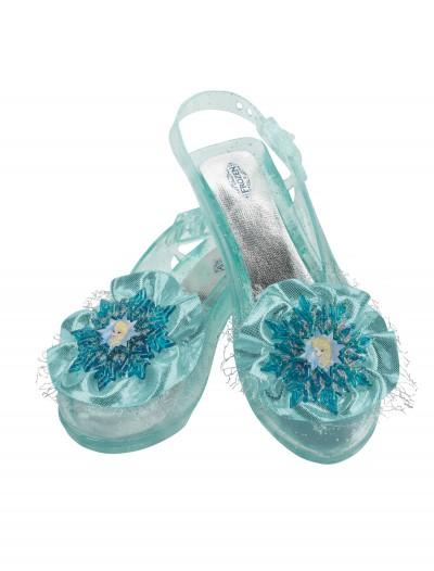 Frozen Elsa's Shoes, halloween costume (Frozen Elsa's Shoes)