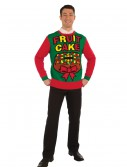 Fruit Cake Holiday Sweater, halloween costume (Fruit Cake Holiday Sweater)