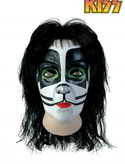 Full KISS Catman Mask, halloween costume (Full KISS Catman Mask)