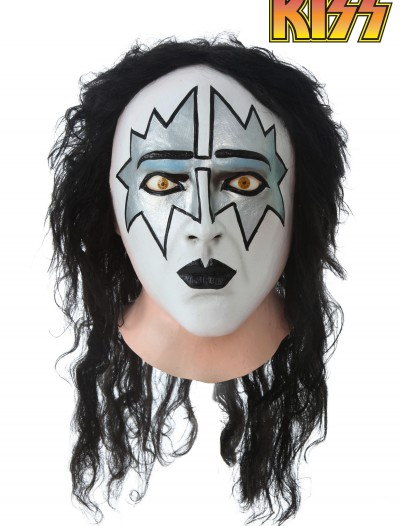Full KISS Spaceman Mask, halloween costume (Full KISS Spaceman Mask)