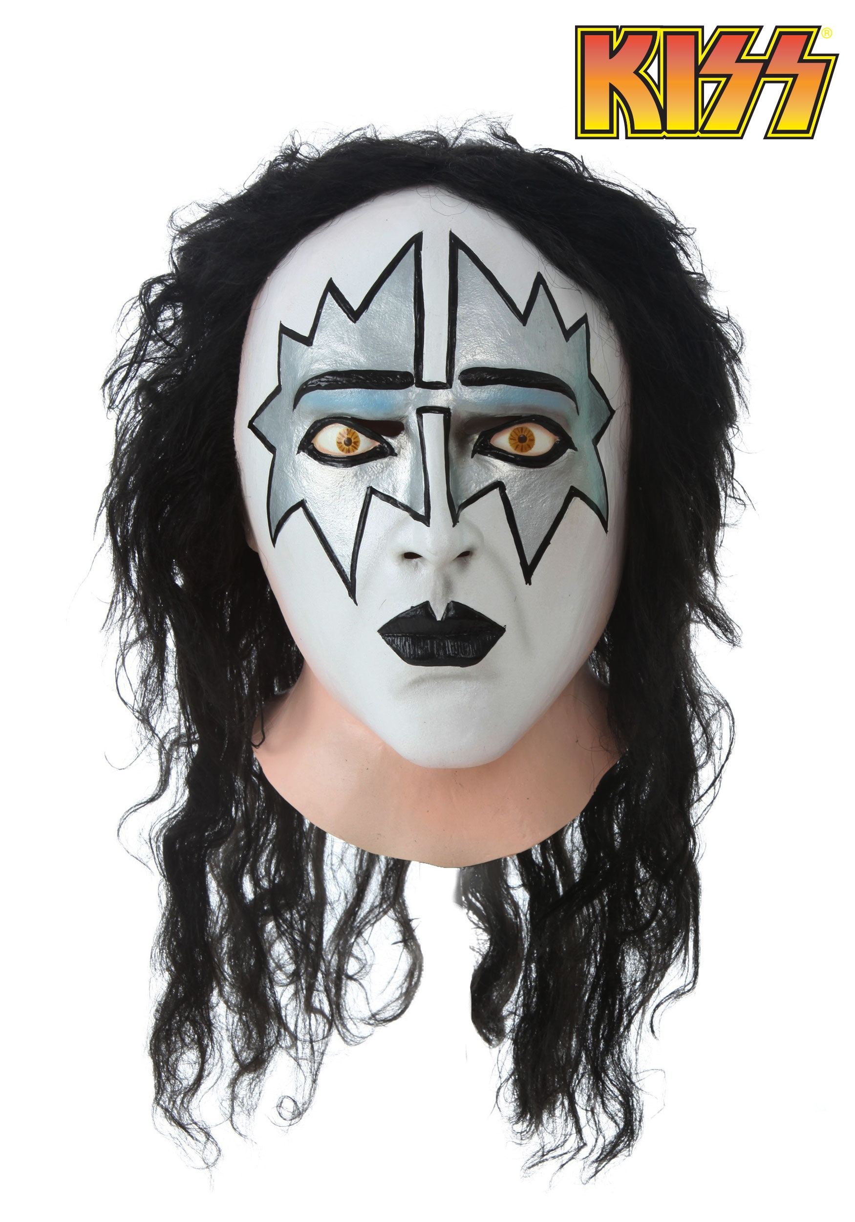 full kiss spaceman mask